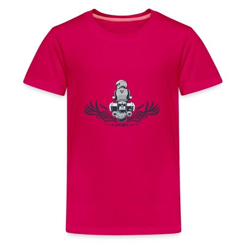 0852 fjr no topcase - Teenager Premium T-shirt