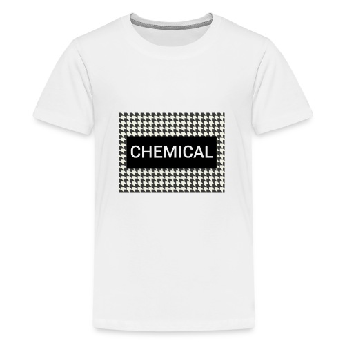 CHEMICAL - Maglietta Premium per ragazzi
