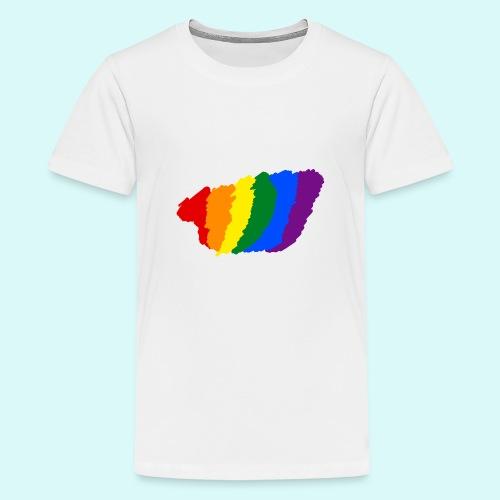 designe LGBT - T-shirt Premium Ado