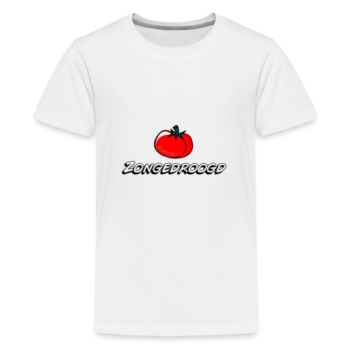 ZONGEDROOGD - Teenager Premium T-shirt