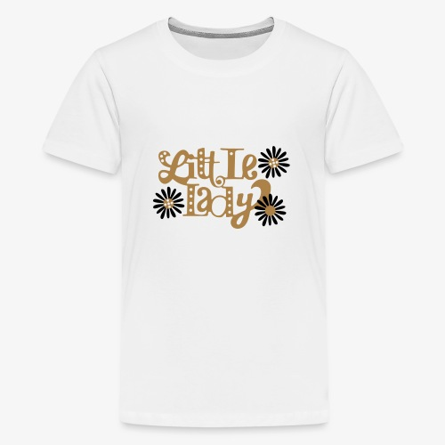 large_little-lady - T-shirt Premium Ado