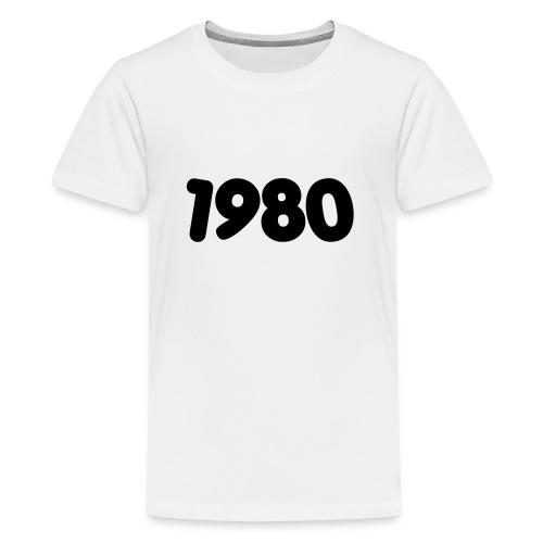 1980 - Maglietta Premium per ragazzi