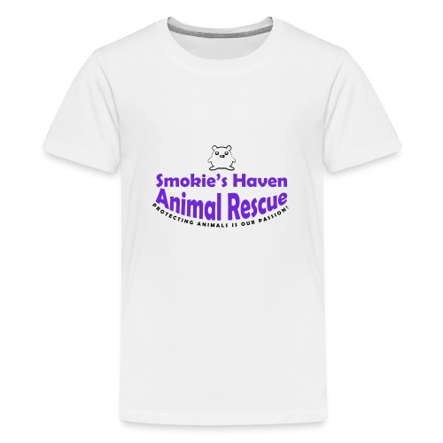 Smokies Haven - Teenage Premium T-Shirt