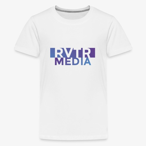 RVTR media NEW Design - Teenager Premium T-Shirt