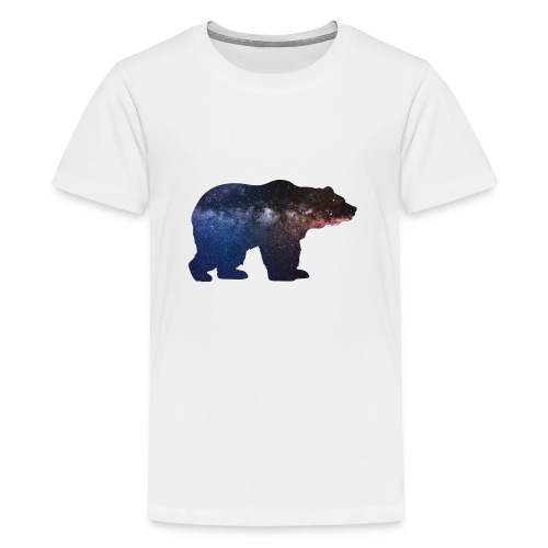 Großer Bär - Teenager Premium T-Shirt