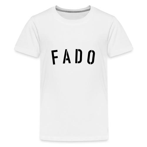 fado - Teenager Premium T-Shirt