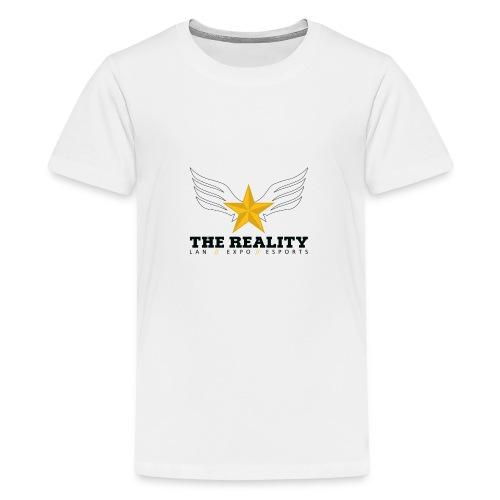 The Reality Mug - Teenager Premium T-shirt