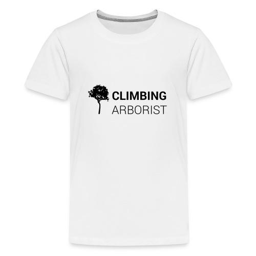 HOODIE 2 - Teenager Premium T-Shirt