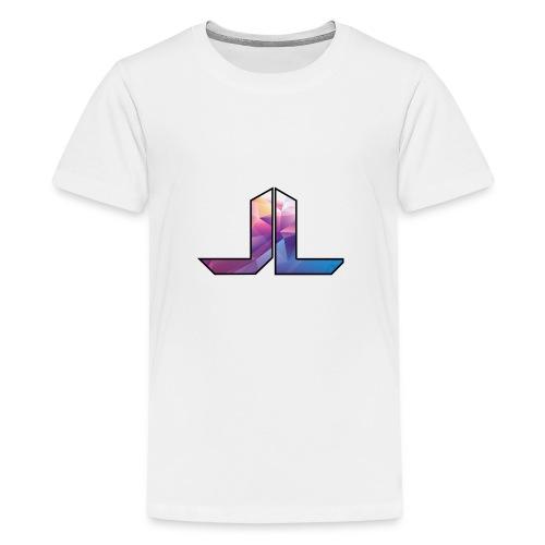 Jack Langston Logo - Teenage Premium T-Shirt