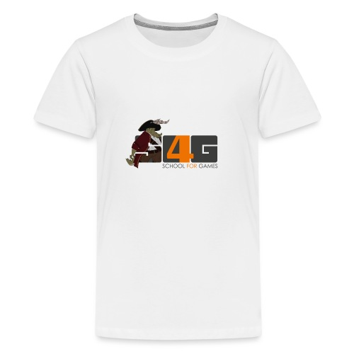 Tshirt 01 png - Teenager Premium T-Shirt