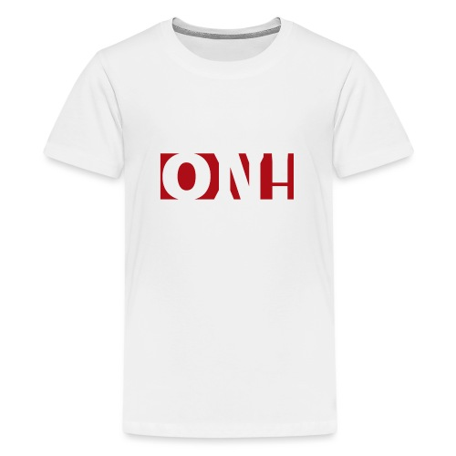ONH - Teinien premium t-paita