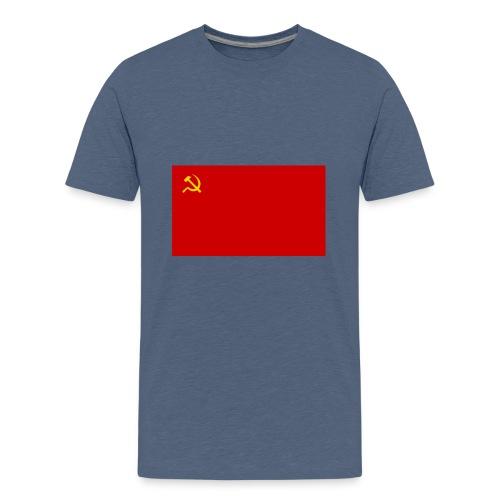 Eipä kestä - Teinien premium t-paita