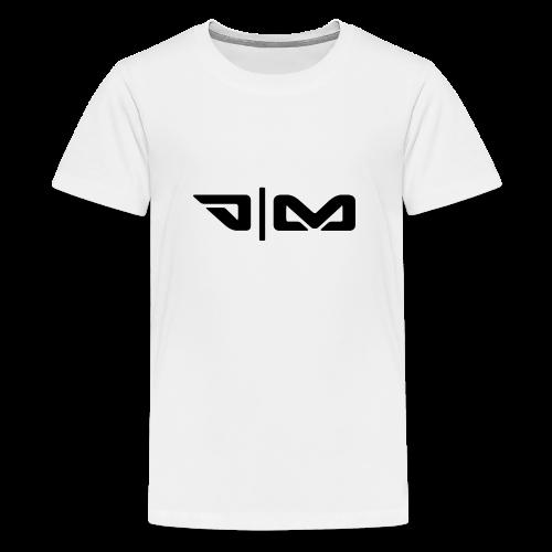 DMarques DM510 - Camiseta premium adolescente
