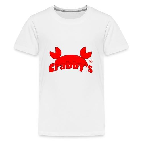 crabbys - Teenage Premium T-Shirt