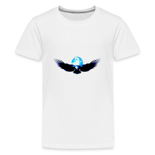 eagle earth - Teenager Premium T-shirt
