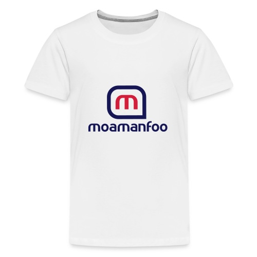 Moamanfoo - T-shirt Premium Ado