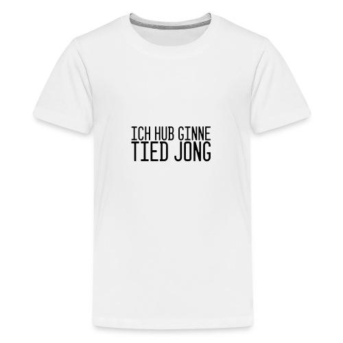 Ginne tied - Teenager Premium T-shirt