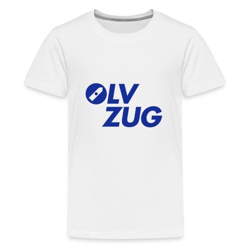 OLV_Zug_Logo_2_Z_ohneRand - Teenager Premium T-Shirt