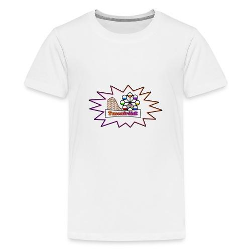 TusenFråid - Premium T-skjorte for tenåringer