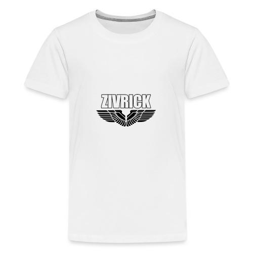 ZivRICK - Teenage Premium T-Shirt