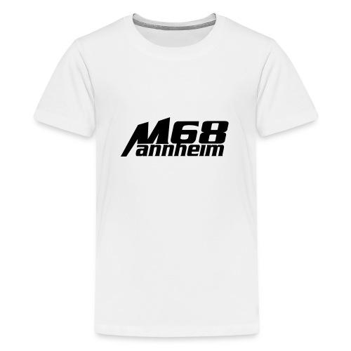 mannheim 68, Mannheim - Teenager Premium T-Shirt