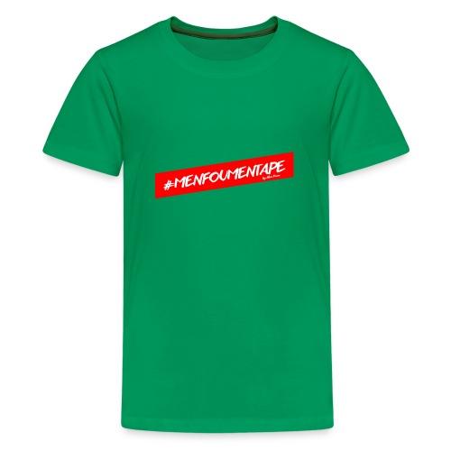 MENFOUMENTAPE Hashtag by Alice Kara - T-shirt Premium Ado