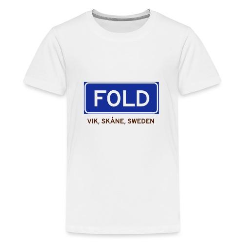 Vik, Badly Translated - Premium-T-shirt tonåring
