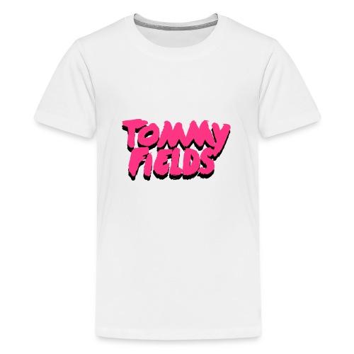 Signature tee - Teenager Premium T-shirt