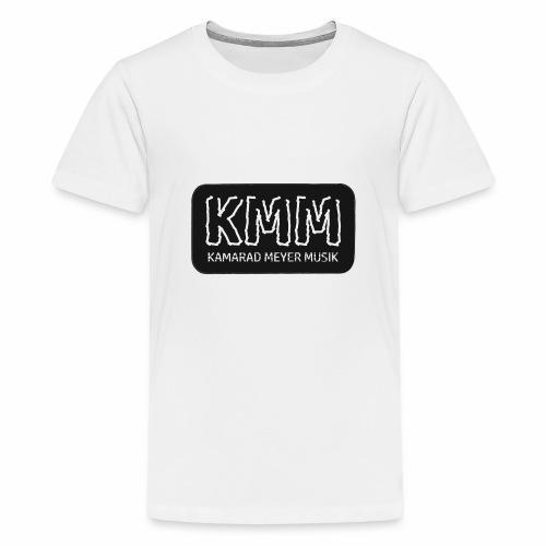 Logo Kamarad Meyer Musik - Teenager Premium T-Shirt