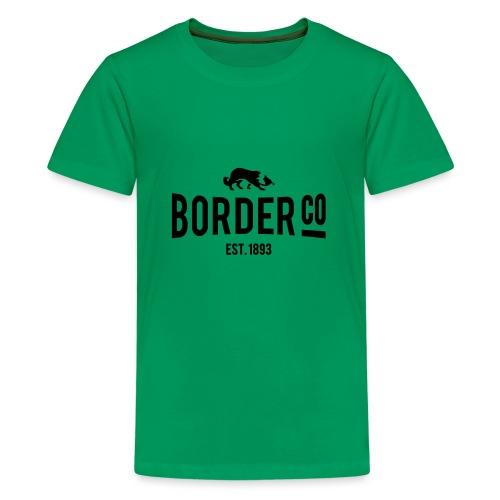Border Co - T-shirt Premium Ado