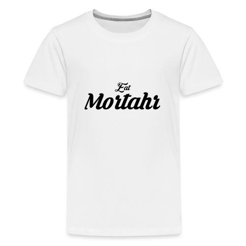EatMortahr - Teenage Premium T-Shirt