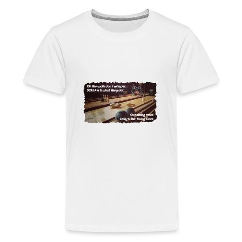 Shirt Screaming Walls - Teenager Premium T-shirt