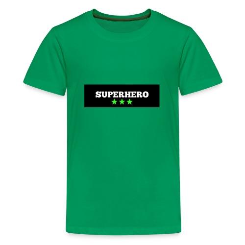Lätzchen Superhero - Teenager Premium T-Shirt