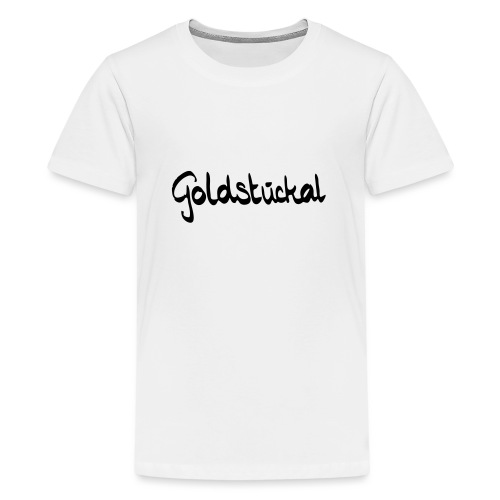 Goldstückal - Teenager Premium T-Shirt
