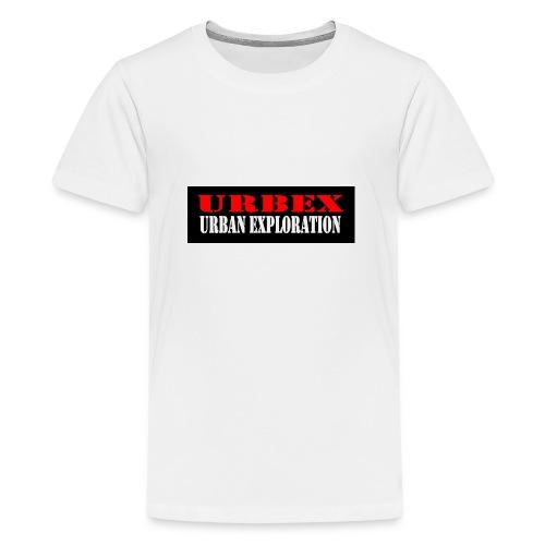 Urbex - T-shirt Premium Ado
