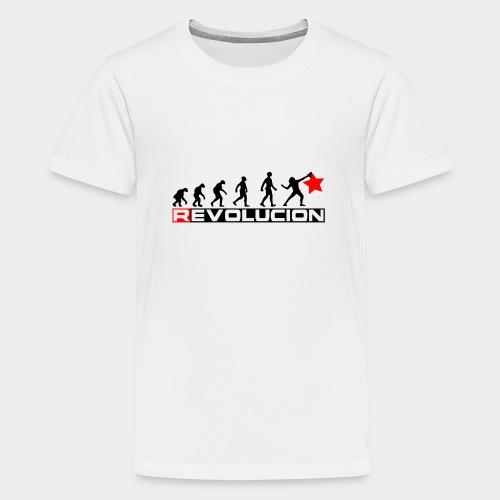 REVOLUCION - Camiseta premium adolescente