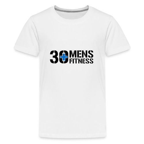 30 Plus Hoodie - Teenage Premium T-Shirt