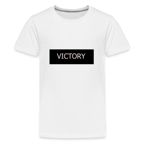 VICTORY - Teenage Premium T-Shirt
