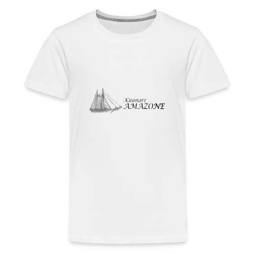 vessel-png - Teinien premium t-paita
