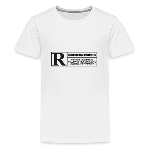 rated cup png - Teenager Premium T-Shirt