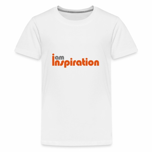 inspiration - Teenager Premium T-Shirt