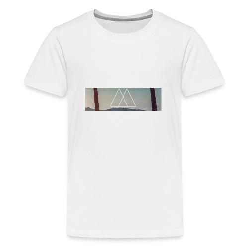el tropical tiene un nuevo representante lvndscape - Teenager Premium T-Shirt
