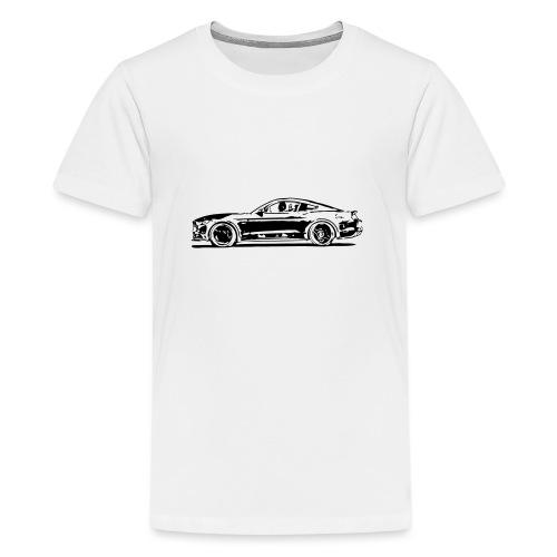 Vektor - Teenager Premium T-Shirt