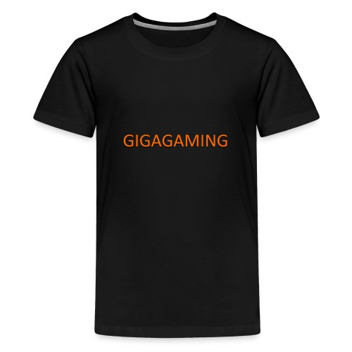 GIGAGAMING - Teenager premium T-shirt