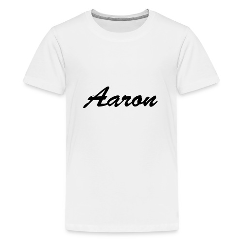 Aaron - Teenager Premium T-Shirt