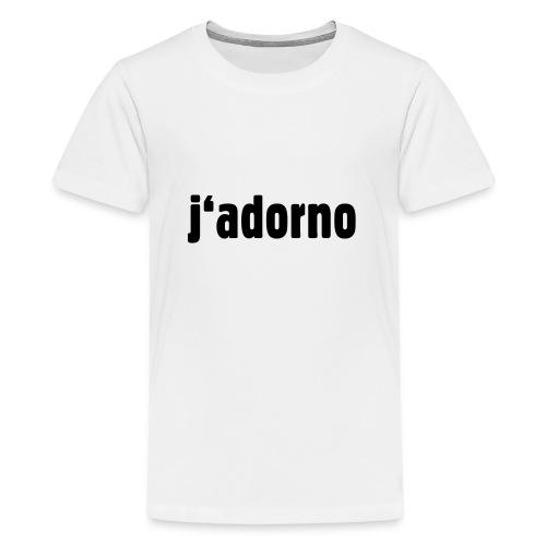 j'adorno - Teenager Premium T-Shirt