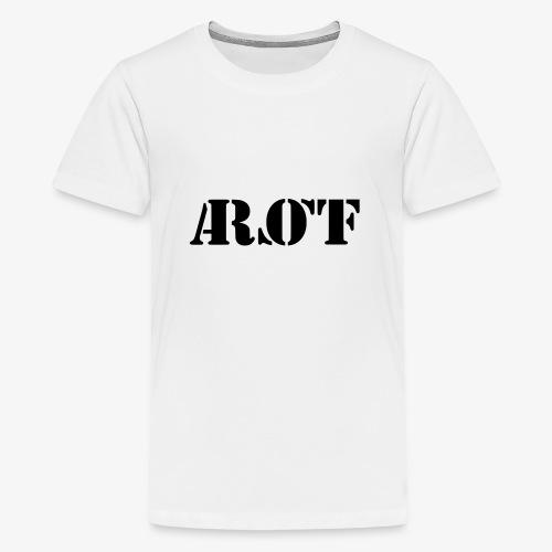 airsoft - Teenager Premium T-Shirt