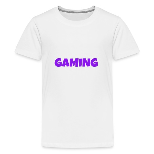 Gaming - Teenager premium T-shirt