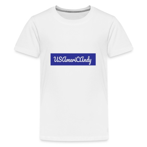 USA - Teenager Premium T-Shirt