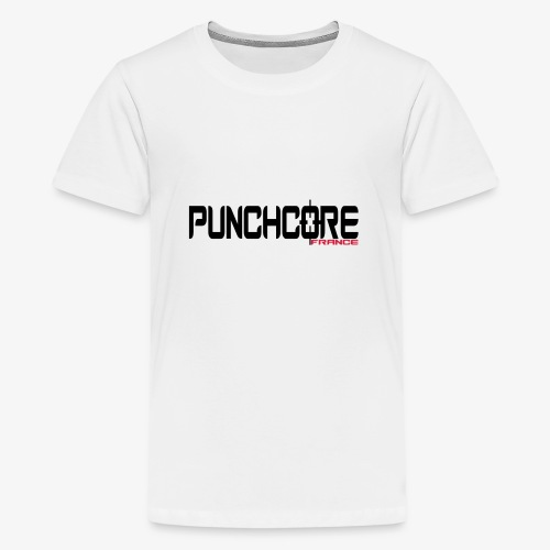 punchcore france - T-shirt Premium Ado